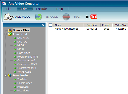 any-video-converter-interfaz